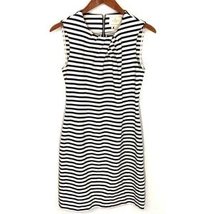 NWT kate spade sleeveless space stripe dress